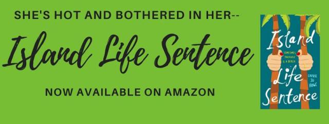 Island Life Sentence Banner