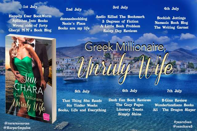 Greek Millionaire Unruly Wife Full Tour Banner