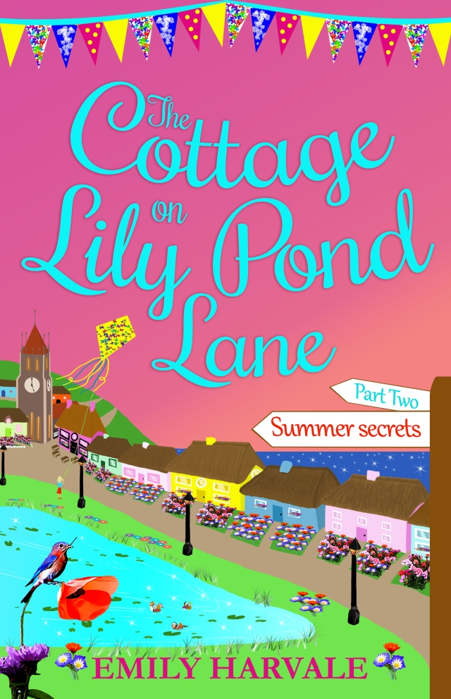 Lily Pond Lane SUMMER-NEW_MAY18 - Summer Secrets