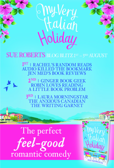 My Very Italian Holiday – Blog Tour