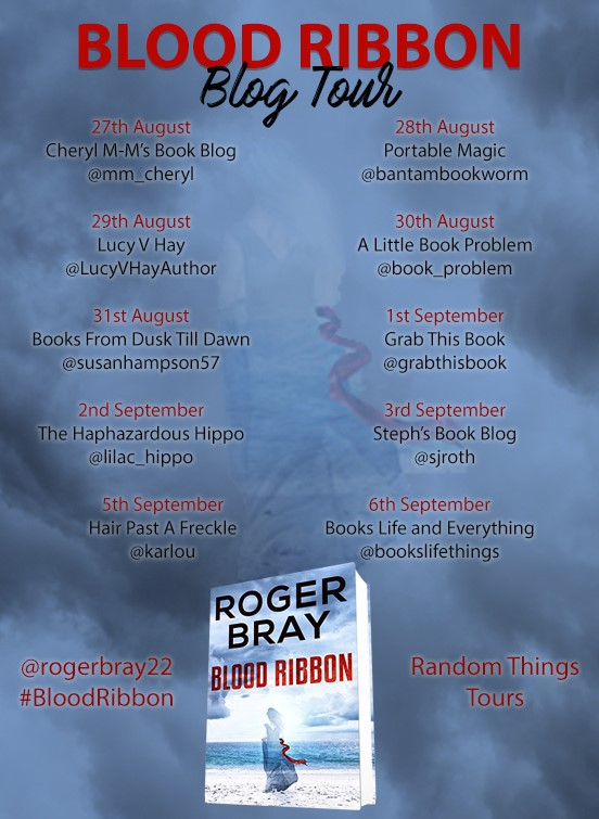 Final Blood Ribbon Blog Tour poster