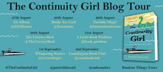 FINAL Continuity Girl Blog Tour Poster