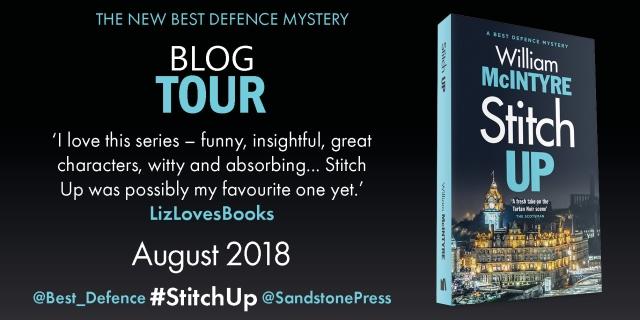Stitch Up Twitter Blog Tour banner