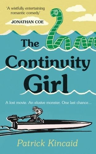 The Continuity Girl Cover