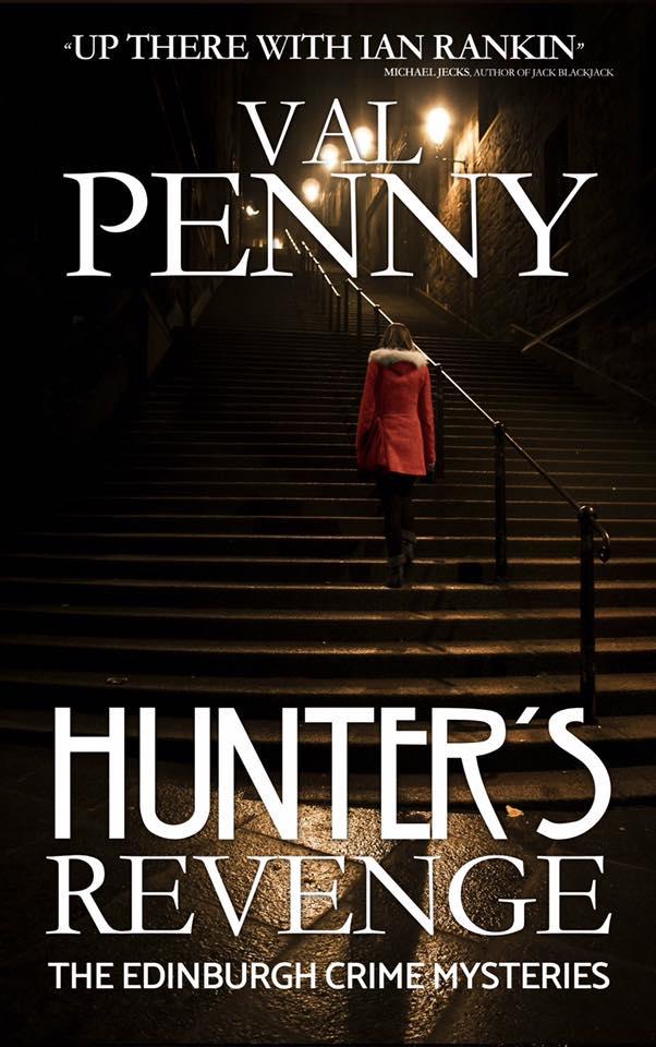 Hunter's Revenge Cover