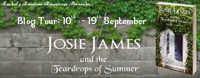 Josie James and the Teardrops of Summer Blog Tour