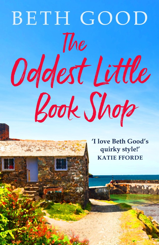 Oddest Little_BOOK SHOP
