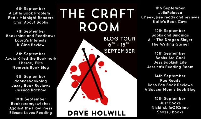 The Craft Room Full Banner