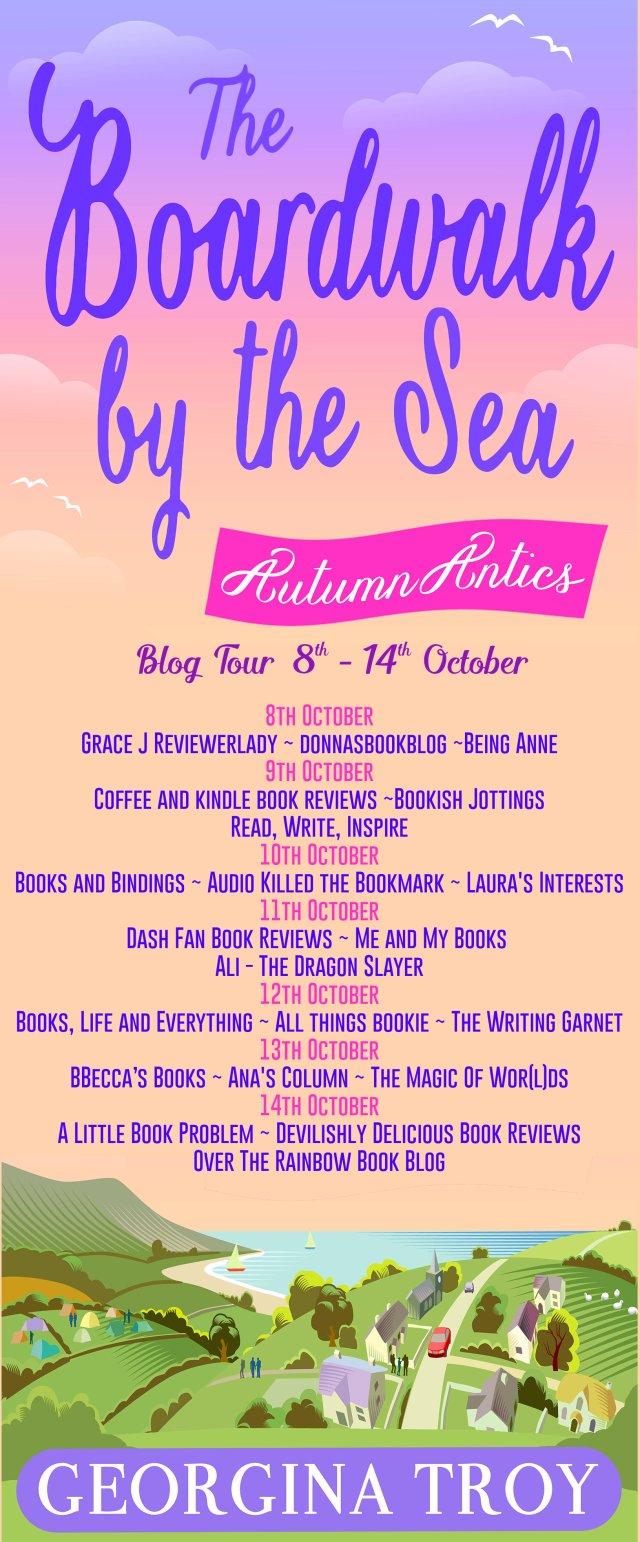 Autumn Antics Full Tour Banner