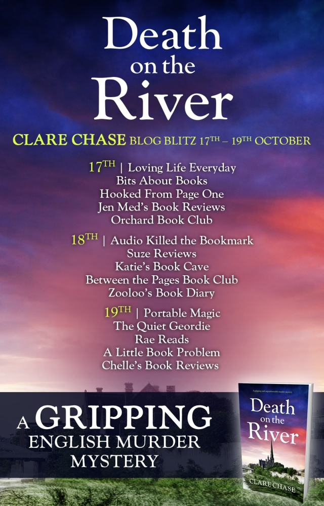 Death on the River - Blog Tour