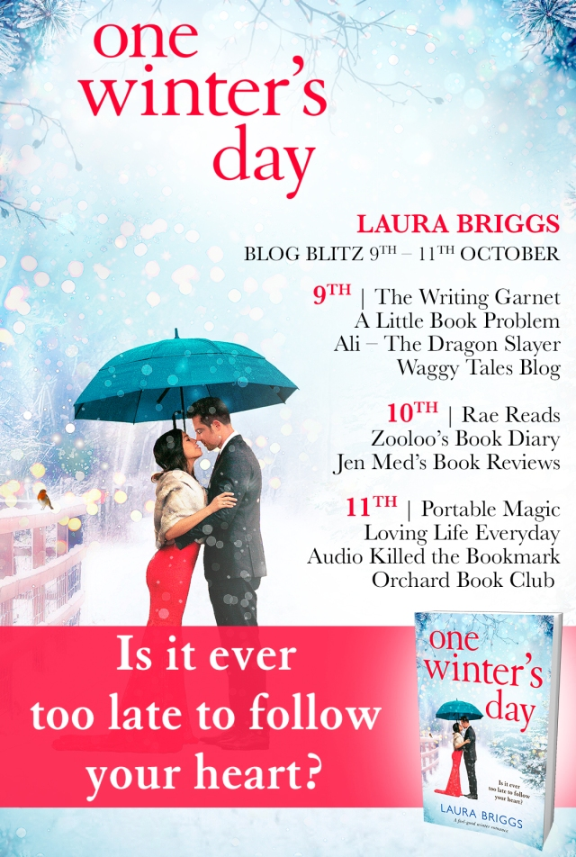 One Winter's Day - Blog Tour