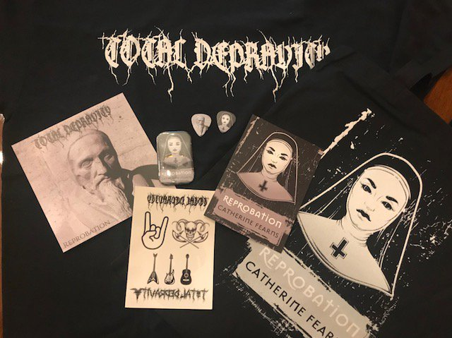 Reprobation merch
