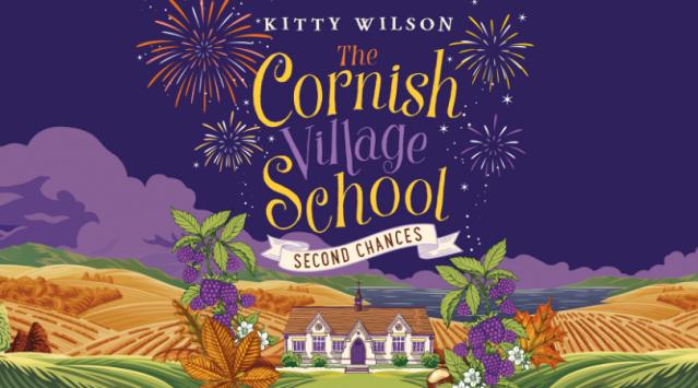 The Cornish Village School Second Chances Cover