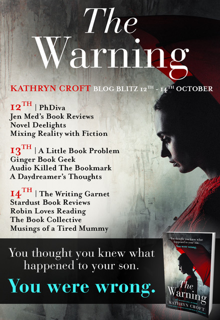 The Warning - Blog Blitz