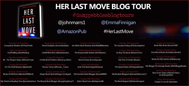 Her Last Move banner