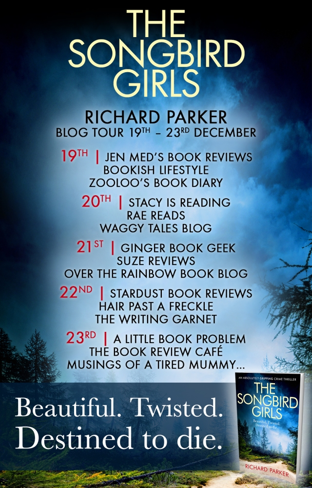 The Songbird Girls - Blog Tour