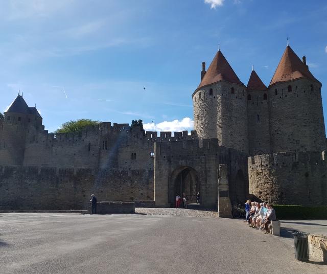 CarcassonnePorteNarbonne