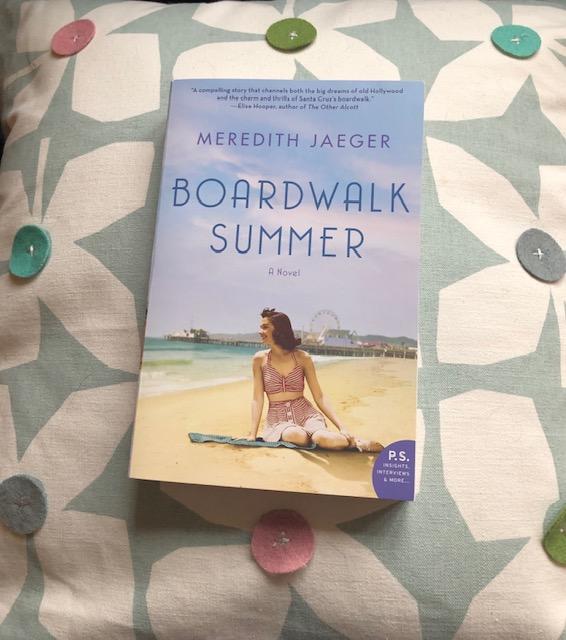 Tempted by… Jennifer – Tar Heel Reader: Boardwalk Summer by Meredith