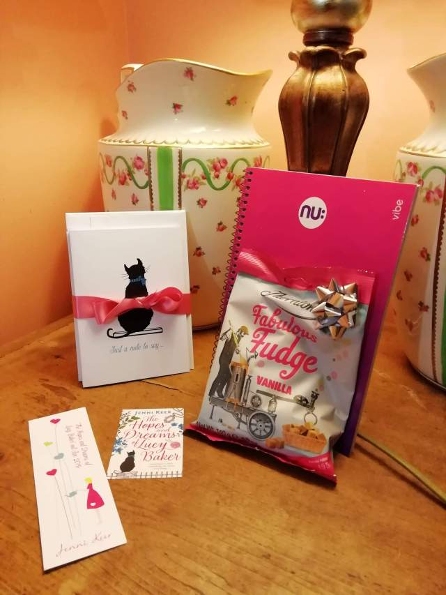 the hopes and dreams giveaway prize
