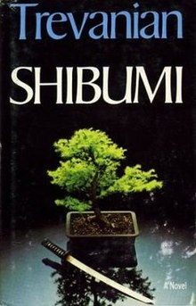Shibumi Book Cover