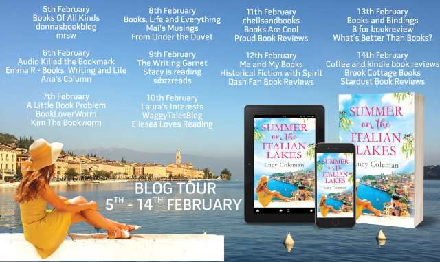 Summer on the Italian Lakes Full Tour Banner