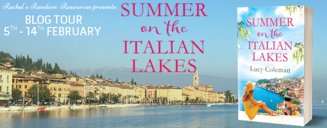 The Writing Retreat on the Italian Lake