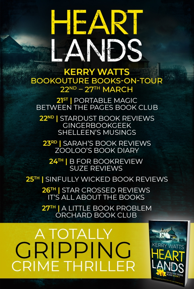 Heartlands - Blog Tour