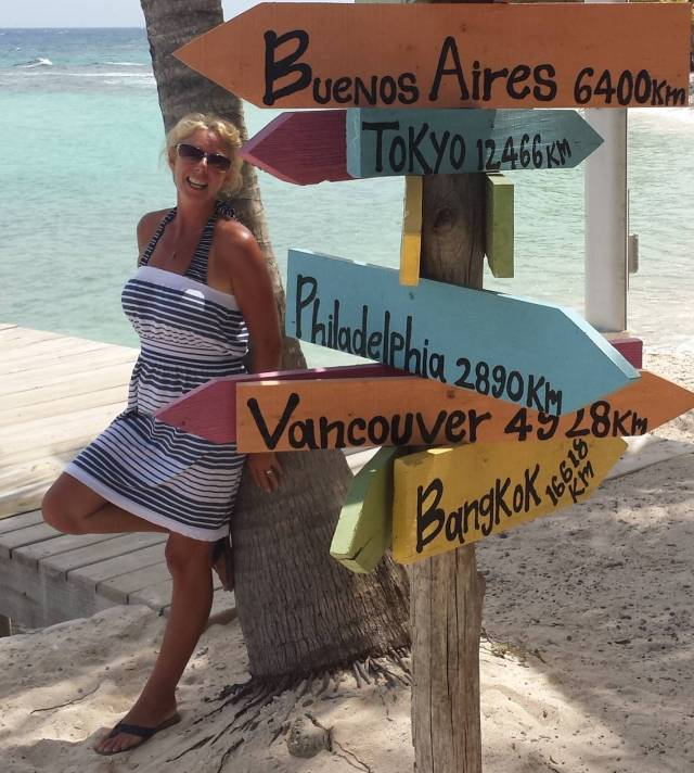 Janice Horton Caribbean
