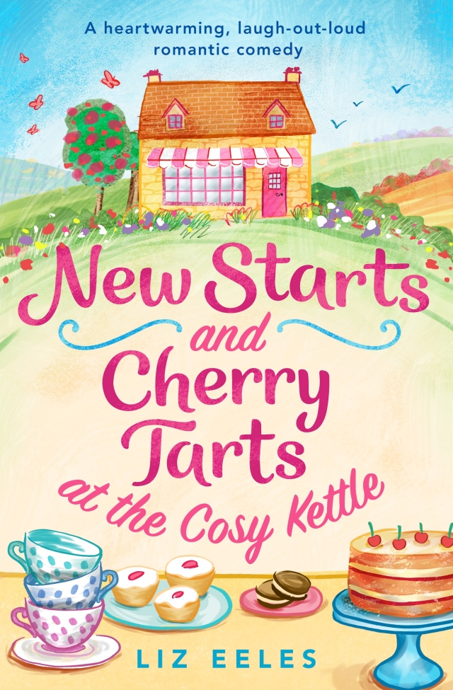 New-Starts-and-Cherry-Tarts-at-the-Cosy-Kettle-Kindle