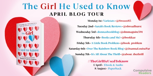 The Girl He Used to Know blog tour v2