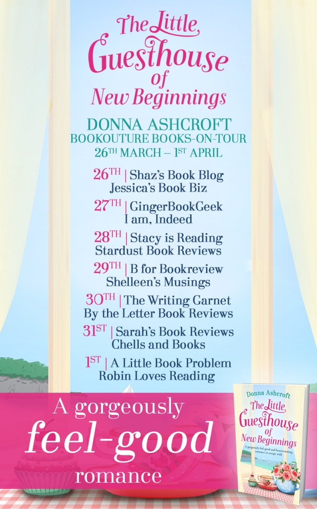TLGHONB - Blog tour