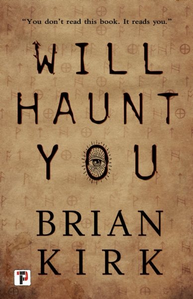 Will Haunt You Cover
