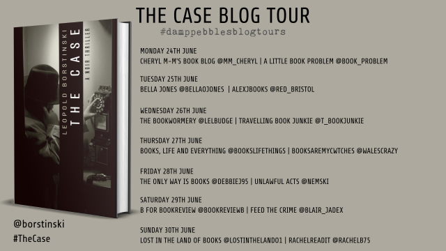 The Case Blog Tour