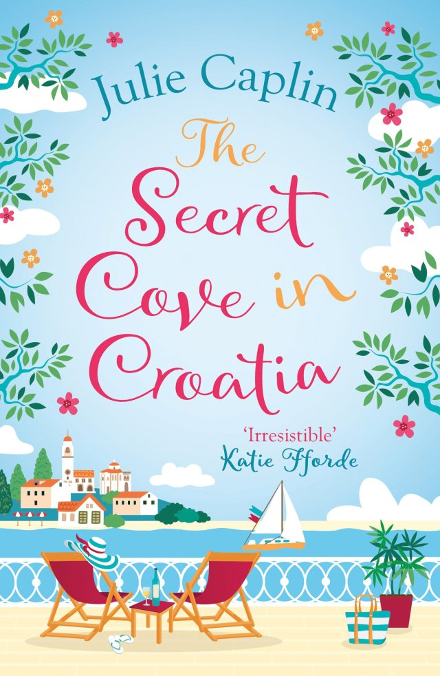 The Secret Cove in Croatia Cover