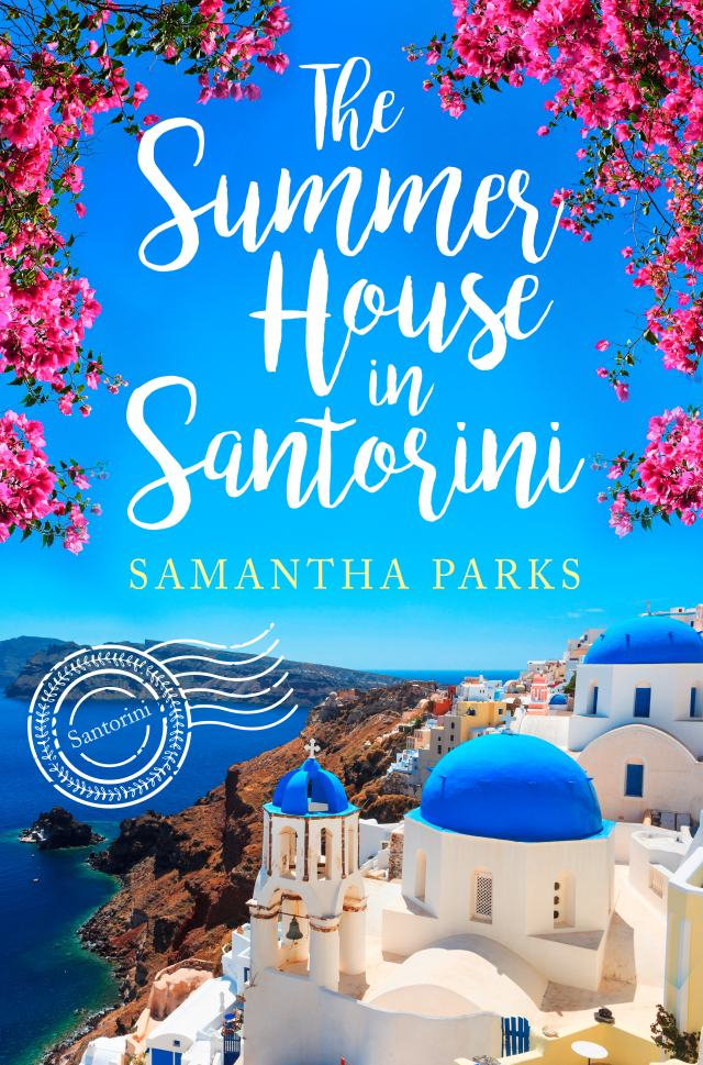 The Summerhouse in Santoriniv2