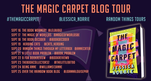 Magic Carpet BT Poster