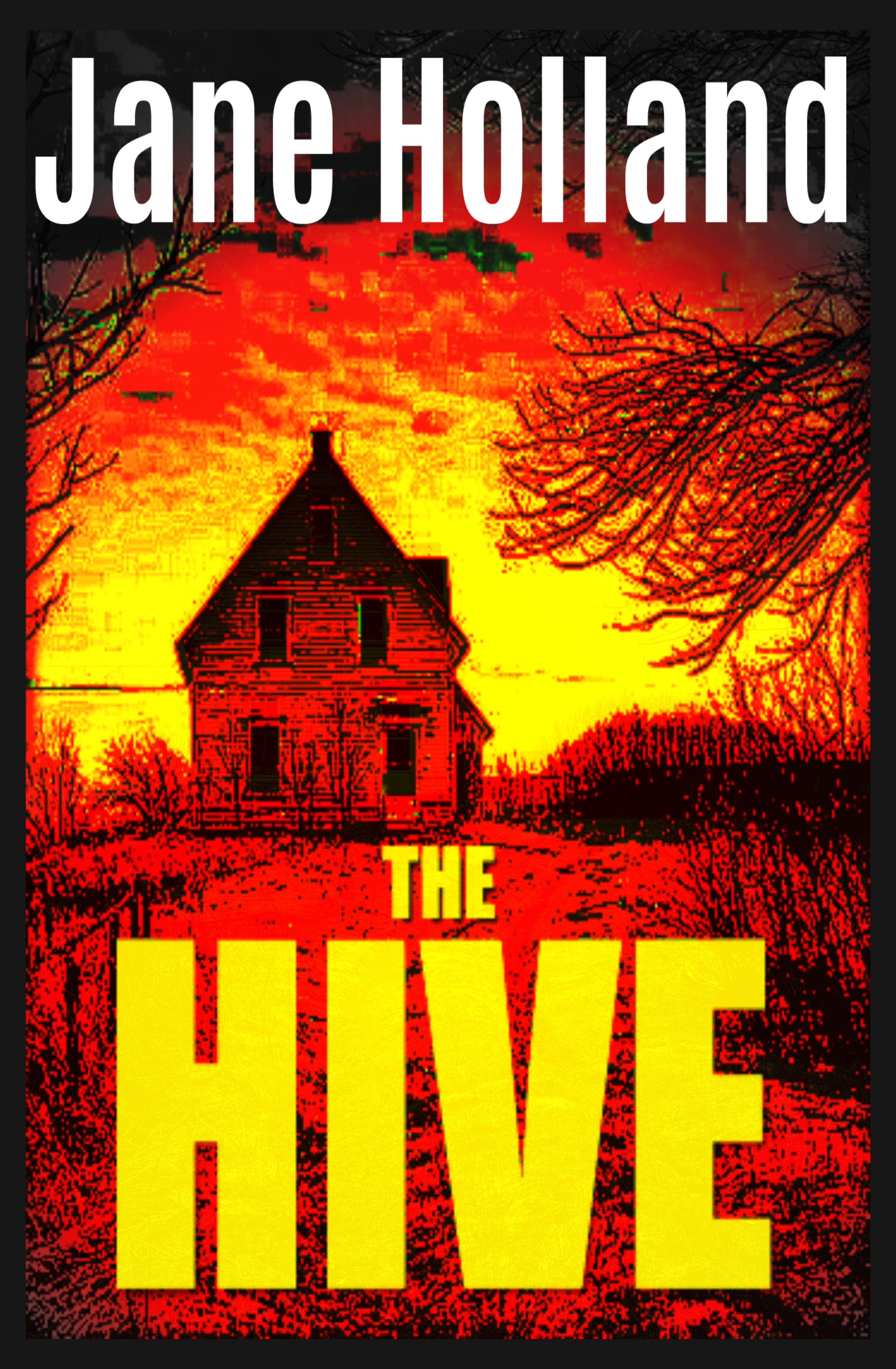 The Hive - jane holland the hive cover