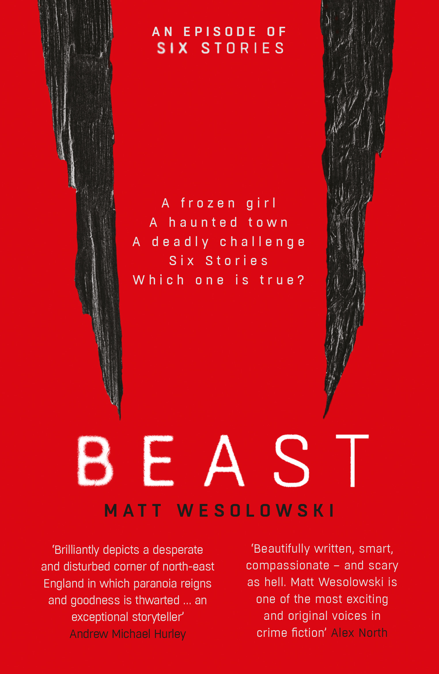 Beast Final jacket
