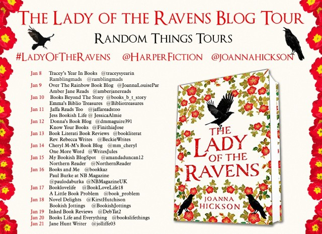FINAL Lady of the Ravens BT Poster