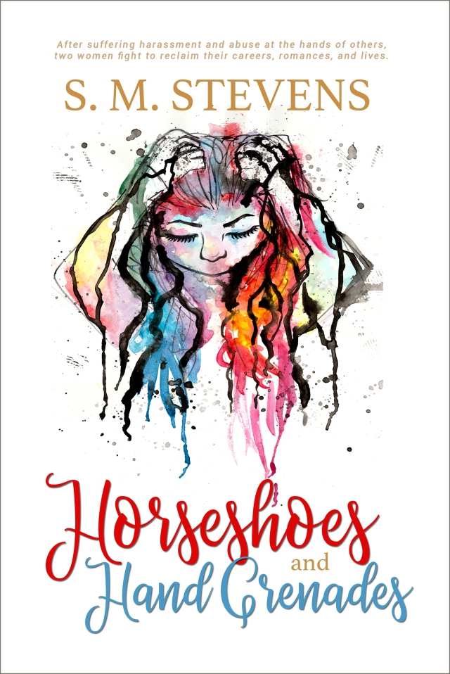 Horseshoes and Hand Grenades_Cover_Outline