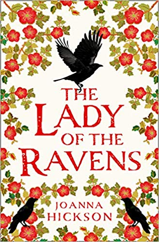 The Lady of the Ravens Cover