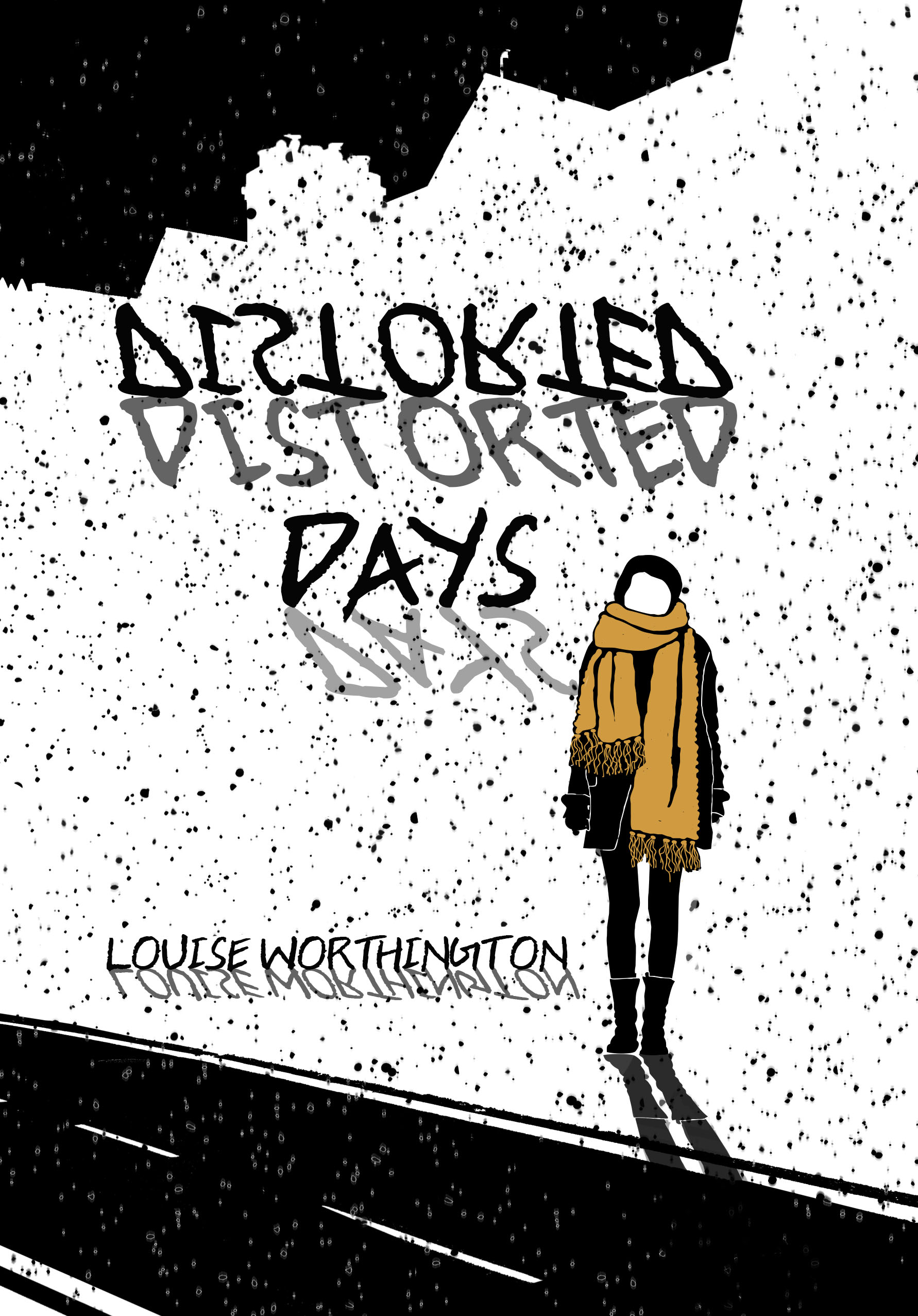 Distorted Days Cover