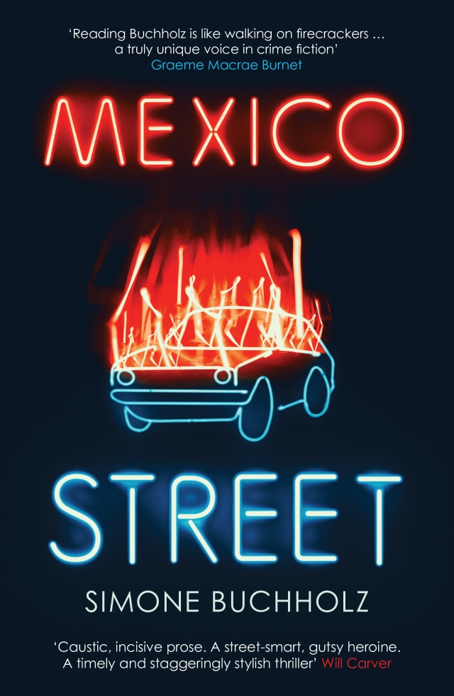 Mexico Street final jacket