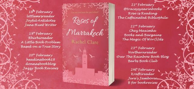 Roses of Marrakech Full Tour Banner