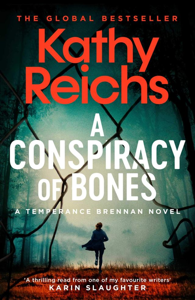 Conspiracy of Bones Cover