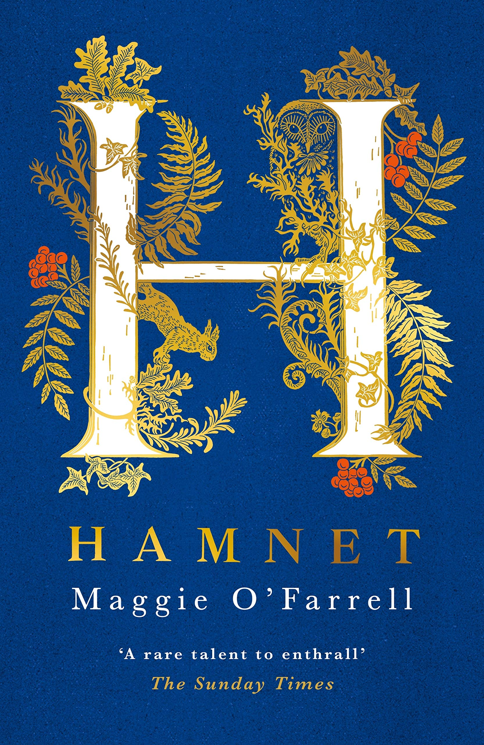 Hamnet Cover