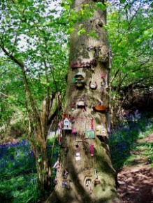 The Faerie Tree - fairy tree