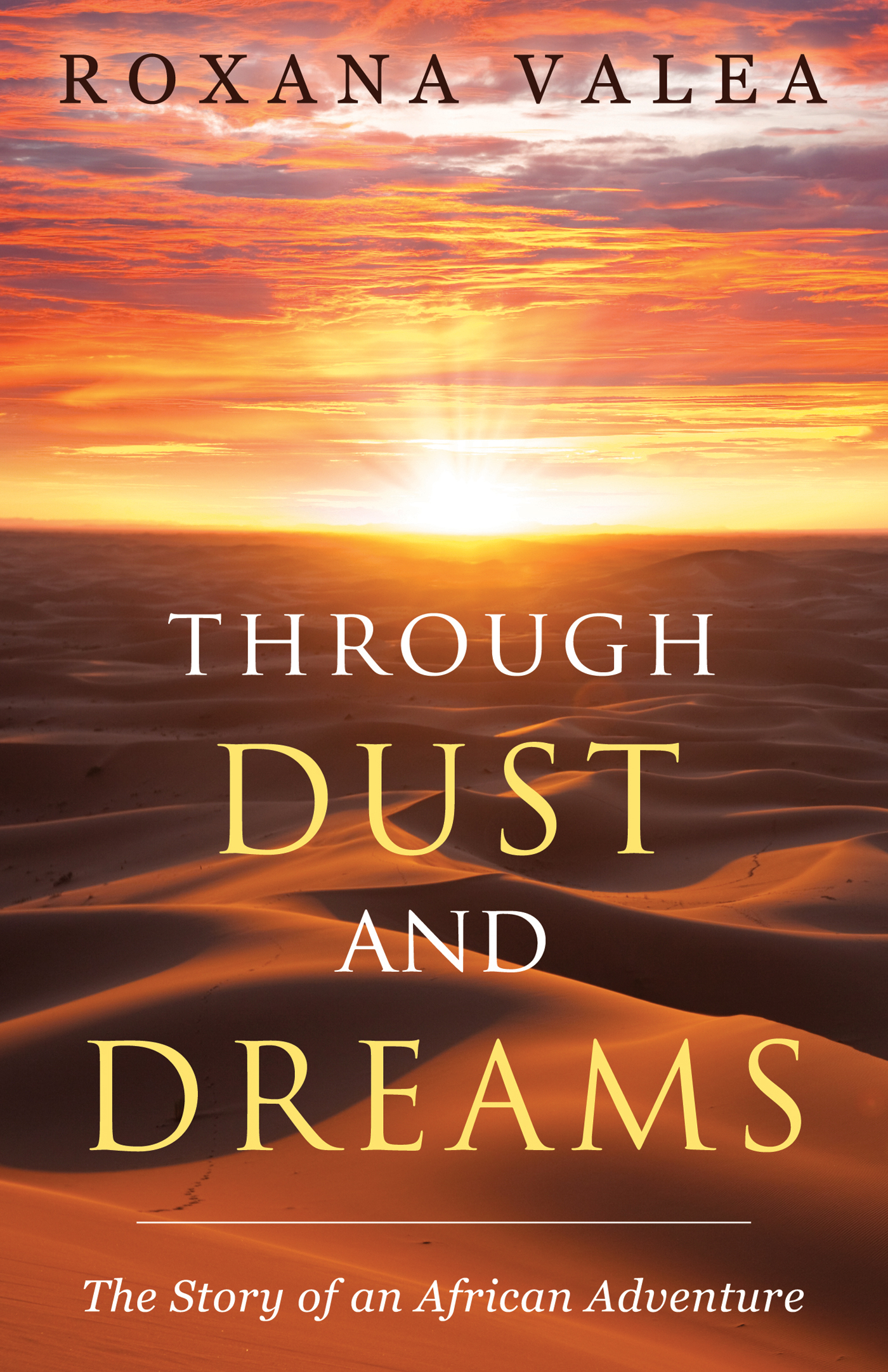 Through Dust and Dreams Cover