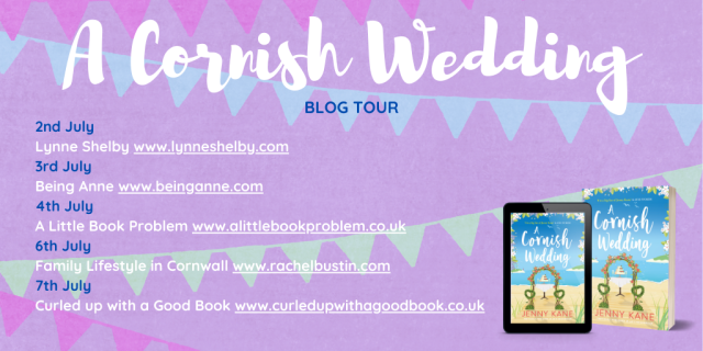 Cornish Wedding Blog Tour
