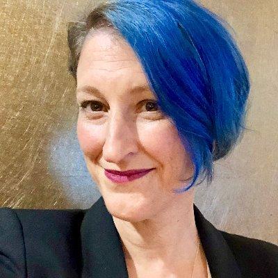 Julie Cohen Author pic